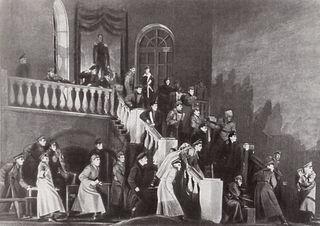 <i>The Days of the Turbins</i> 1955 play written by Mikhail Bulgakov