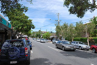 Bulimba, Queensland Suburb of Brisbane, Queensland, Australia