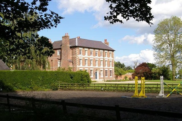 Bulkeley Hall Cheshire