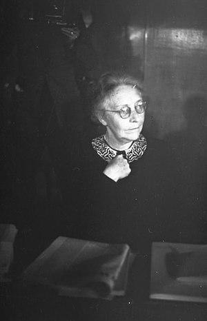 Louise Schroeder - Louise Schroeder, 1948