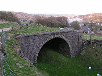 Burbage, Derbyshire - Image: Burbage bridge