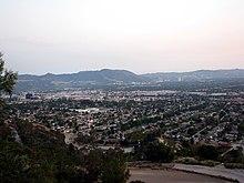 Burbank, la città natale di Burton
