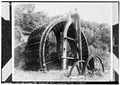 Burden Iron Works, Water Wheel, U.S. Route 4, Troy, Rensselaer County, NY HAER NY,42-TROY,7B-2.tif