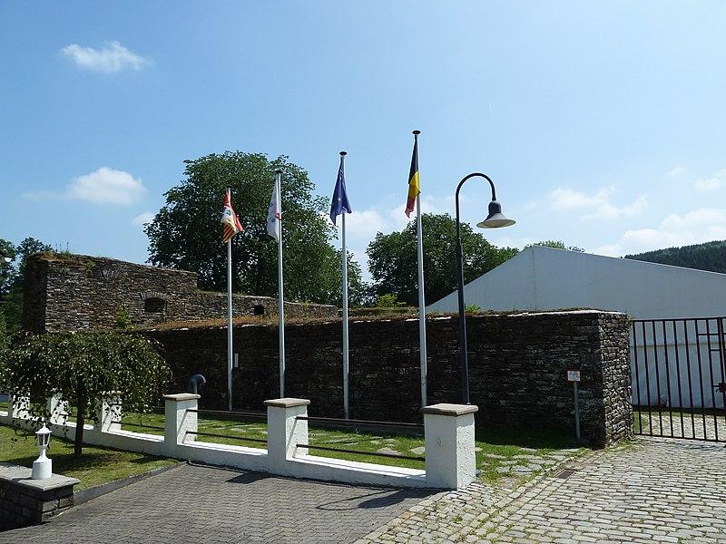 Burg Reuland, Belgium