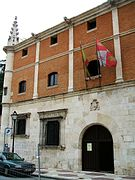 Burgos - Museo de Burgos, Casa de Miranda 1.jpg