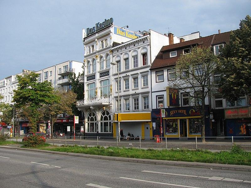 File:Bushaltestelle Davidstraße, 2, St. Pauli, Hamburg.jpg