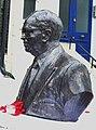 Bust of Ambedkar at Dr. Bhimrao Ramji Ambedkar Memorial, in London.jpg