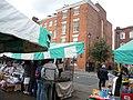 Busy market stall, Ludlow Saturday market. - geograph.org.uk - 1235133.jpg