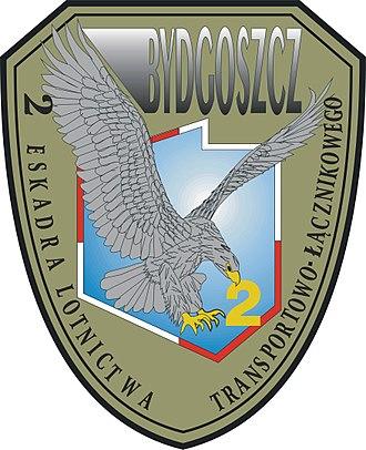 2nd Transport-Liaison Squadron - 2.ELTL coat of arms