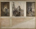 C) The Art of Sculpture, Sergels's Studio (Carl Larsson) - Nationalmuseum - 21054.tif