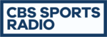CBS Sports Radio logo without CBS eye mark.png