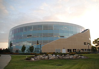 Central Michigan University - Charles V. Park Library at Central Michigan University