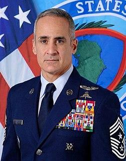 Ramón Colón-López US Air Force Command Chief Master Sergeant