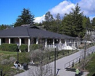 Cabrillo College - Cabrillo College John Hurd Enrollment Services Building