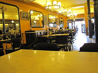 UD Salamanca - Café Novelty: Salamanca's official beginnings were set here, in 1923.