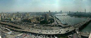 April 2005 Cairo terrorist attacks - The Sixth of October Bridge