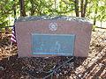 Callery Park dedication plaque; Lowell, MA; 2011-12-08.JPG