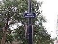 Caluire-et-Cuire - Place Bellevue, plaque.jpg