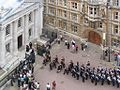 Cambridge University graduation enter Senate House.jpg