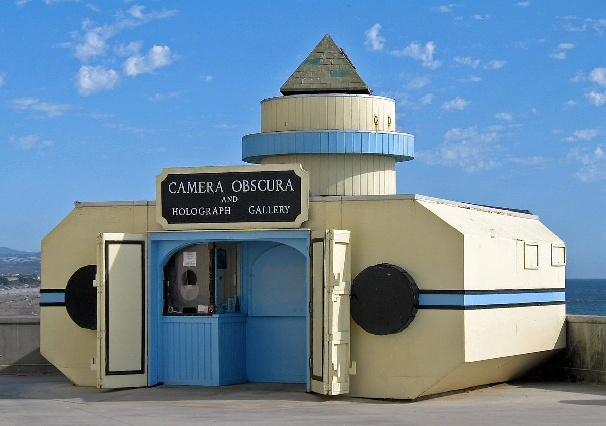 Camera Obscura (San Francisco, California) - Wikipedia
