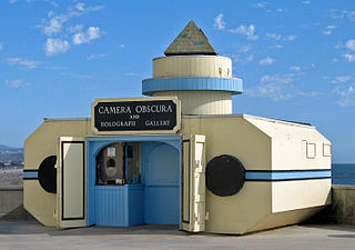 Camera Obscura (San Francisco, California) United States historic place