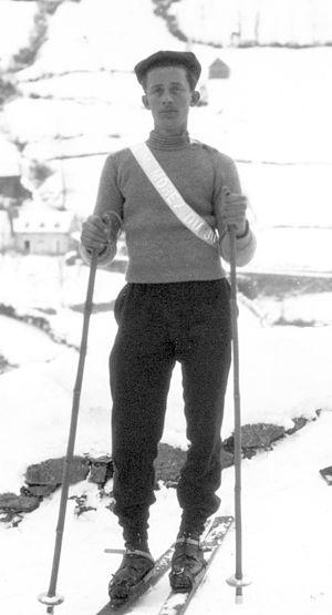 Camille Mandrillon - Camille Mandrillon in 1910