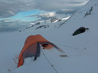 Camp Academia Antarctic camp