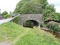 Canal bridge 165, Brecon - geograph.org.uk - 2476278.jpg
