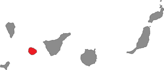 La Gomera (Parliament of the Canary Islands constituency)