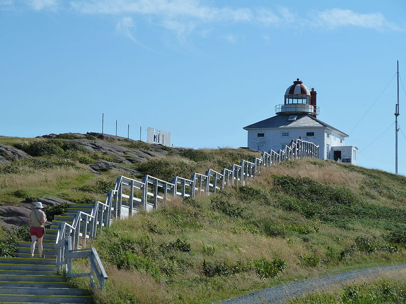 Fichier:Cape Spear (old lighthouse 1).JPG