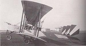 Caproni Ca.3 - Caproni Ca.33, c. 1920s