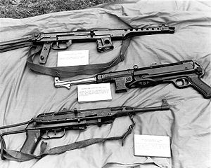Weapons of the Vietnam War - Captured PAVN weapons