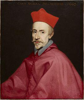Francesco Sforza Pallavicino Catholic cardinal