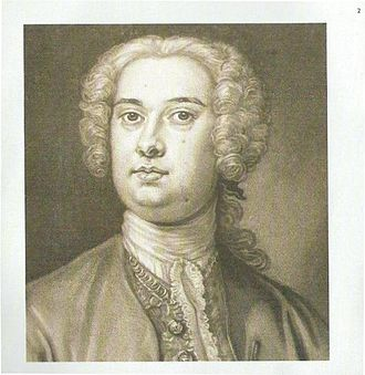Il pastor fido (Handel) - Giovanni Carestini, who sang the role of Mirtillo in the 1734 revivals