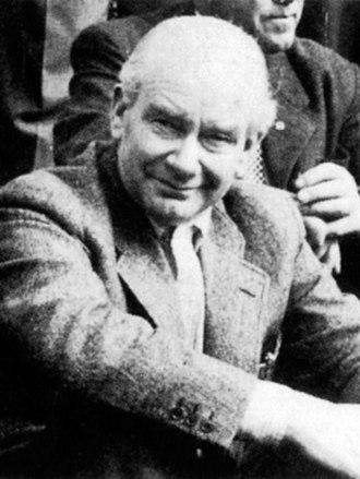 Carl Theodor Sørensen - Carl Theodor Sørensen in 1949