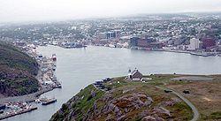 St. John's, Newfoundland en Labrador