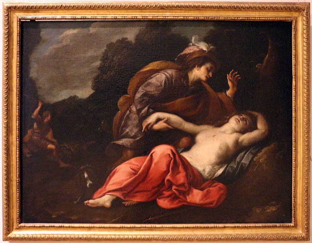 Carlo francesco nuvolone, mcefalo e procri, 1645-50 ca., dall'ospedale maggiore (mi).JPG