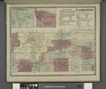 Carlton (Township); Carlton Business Notices.; Oak Orchard Harbor (Village); Two Bridges (Village) NYPL1602512.tiff