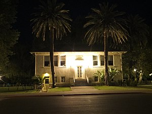 National Register of Historic Places listings in Lake County, California - Image: Carnegie Library Lakeport California