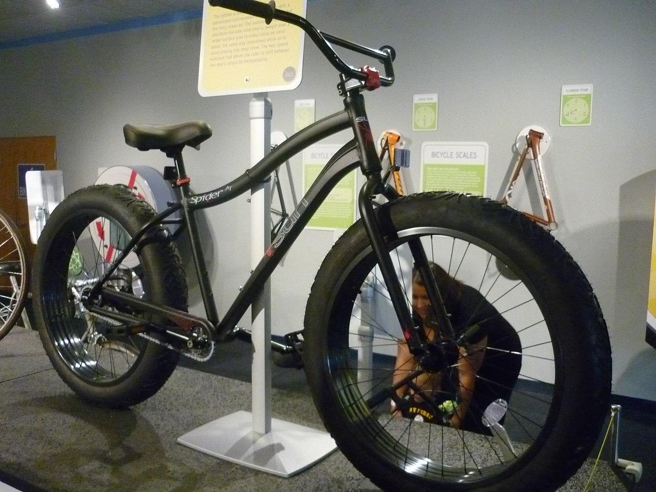 Fat Wheel Bike Tour Barcelona
