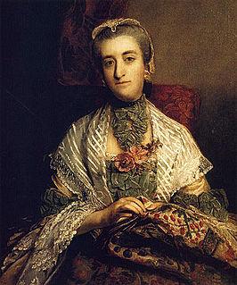 Caroline Fox, 1st Baroness Holland British baroness