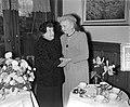 Caroline van Dommelen , 80 jaar met Heintje Davids, Bestanddeelnr 906-8352.jpg