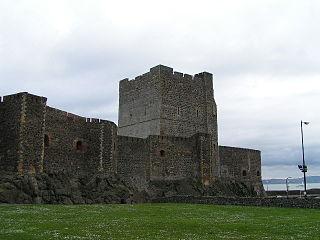 Battle of Carrickfergus (1597)