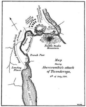 La Chute River - Image: Carrillon Abercrombie Route 1758