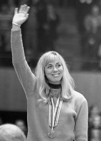 Netherlands at the 1968 Winter Olympics - Carry Geijssen won gold in the 1000m and silver in the 1500 m