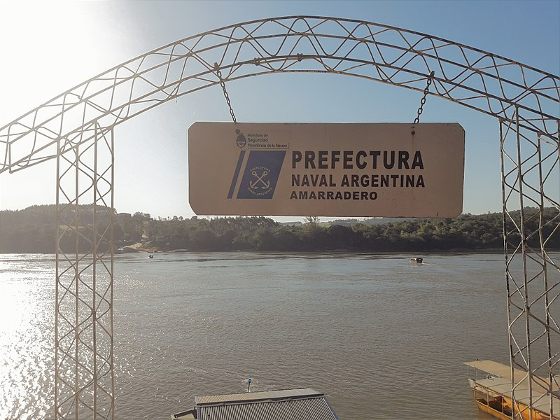File:Cartel Puerto Rico (Provincia de Misiones, Argentina) - Prefectura Naval Argentina - Prefectura Puerto Rico (02).jpg