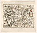 Cartografie in Nederland, kaart van het Vorstendom Orange en het Comtat Venaissin, NG-501-41.jpg