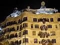 Casa Milà, Barcelona, December 2014 (03).JPG