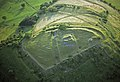 Castell Dinas from the air.jpg