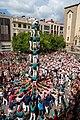 Castellers de Sabadell - 3 de 8 - Festa Major de Sabadell 2011.jpg